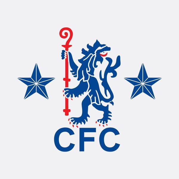 Chelsea FC Logo 1971