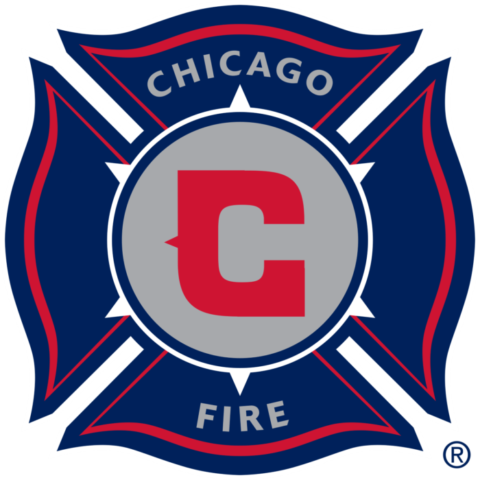 Chicago Fire logo, MLS, soccer club
