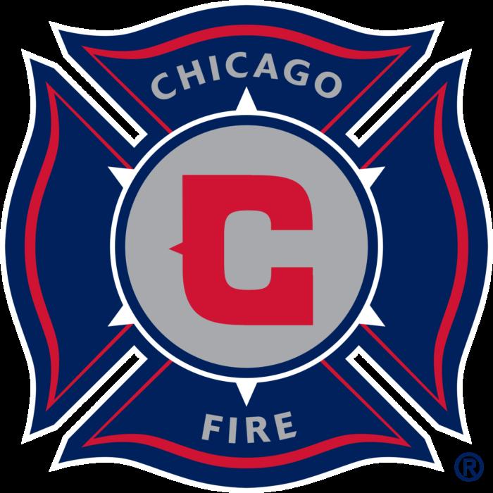 Chicago Fire logo, MLS, soccer club