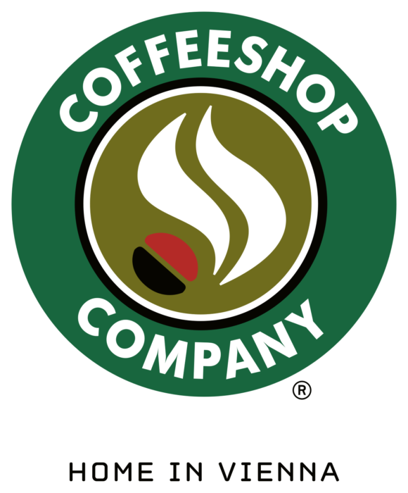 Coffeeshop Company logo, logotype