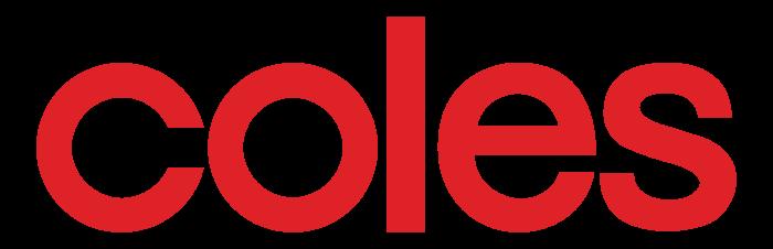 Coles logo, logotype
