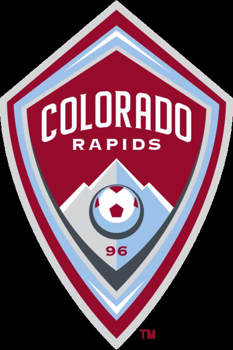 Colorado Rapids logo, logotype