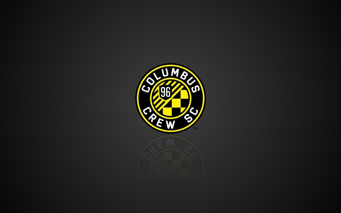 Columbus Crew SC wallpaper, desktop background with logo 1920x1200