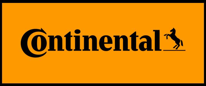 Continental logo, logotype, ebmlem