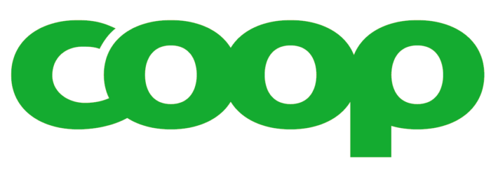 Coop logo Sweden, green