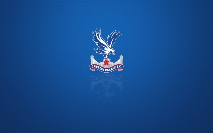 Crystal Palace wallpaper, wide desktop background with club logo - 1920x1200px