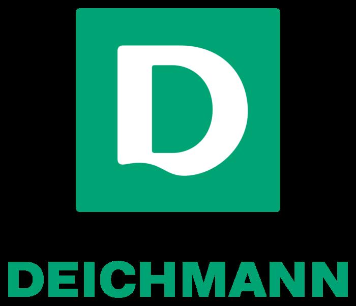 Deichmann logo, logotype