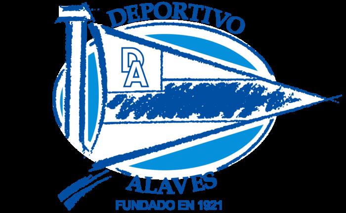 Deportivo Alaves logo, logotipo, logotype, emblem