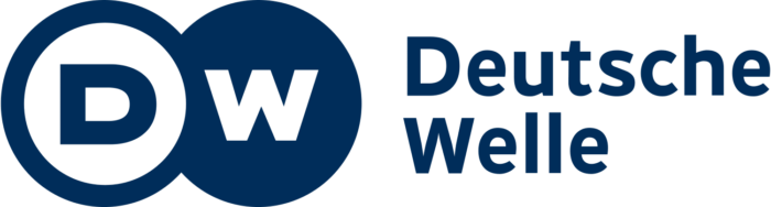 Deutsche Welle logo, wordmark (DW)
