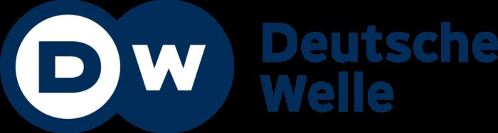 Deutsche Welle logo, wordmark (DW)