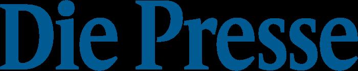 Die Presse logo, wordmark