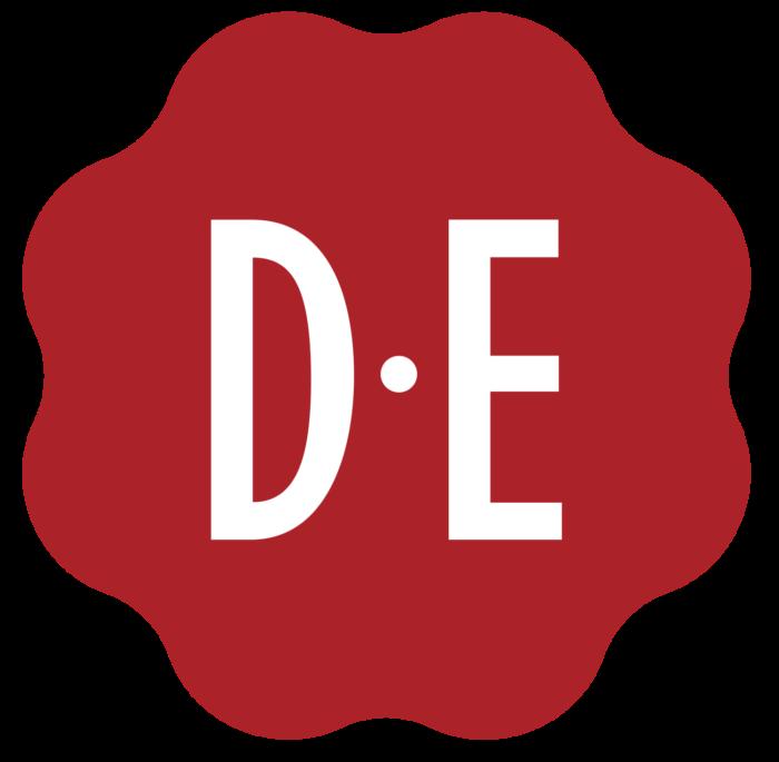 DE Douwe Egberts logo, logotype
