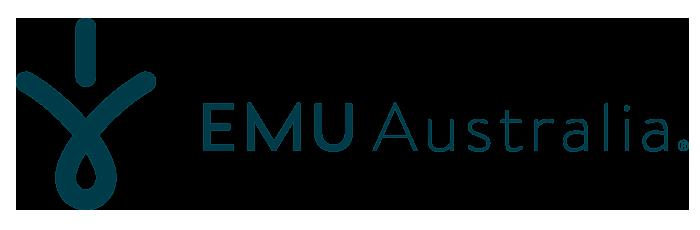 EMU Australia logo, logotype