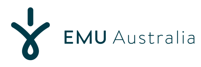 EMU logo, white bg (Australia)