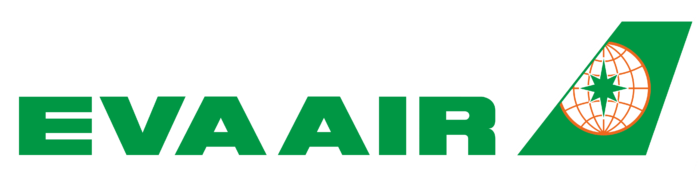 EVA Air logo, logotype
