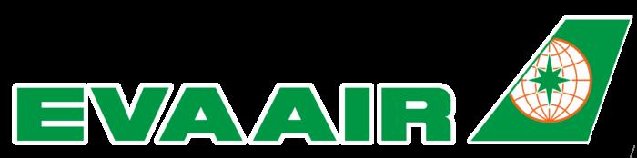 EVA Air logo, logotype