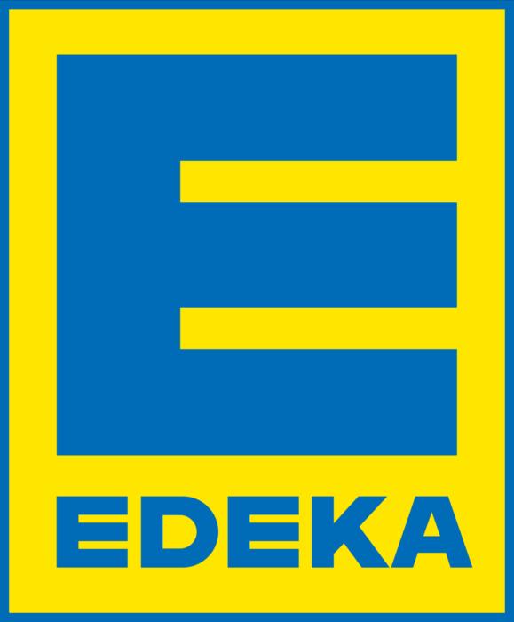 Edeka logo, logotype
