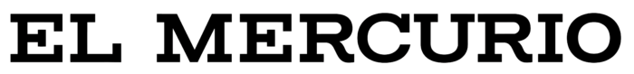 El Mercurio logo, wordmark
