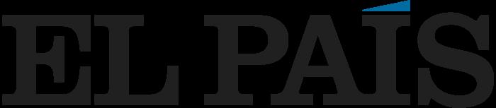 El Pais logo, wordmark (El País)