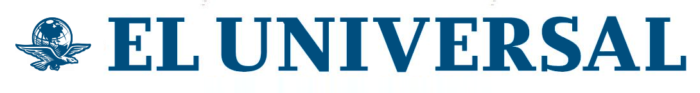 El Universal logo (México, Mexico City)