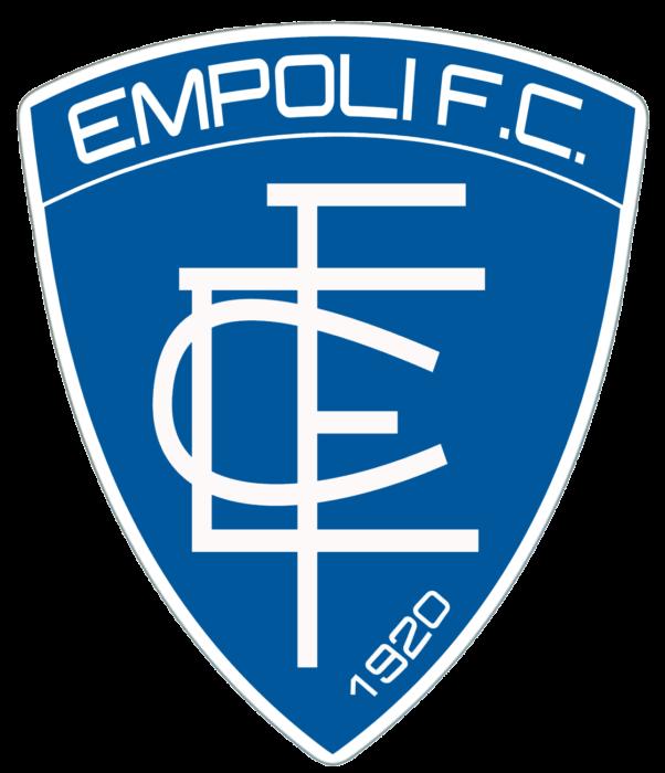 Empoli FC logo, logotype (1920)