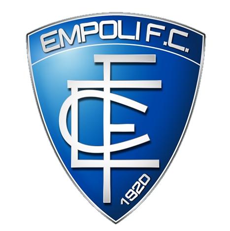 Empoli logo with gradient
