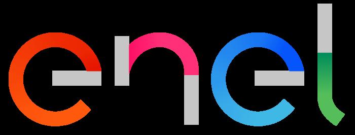 Enel logo, logotype