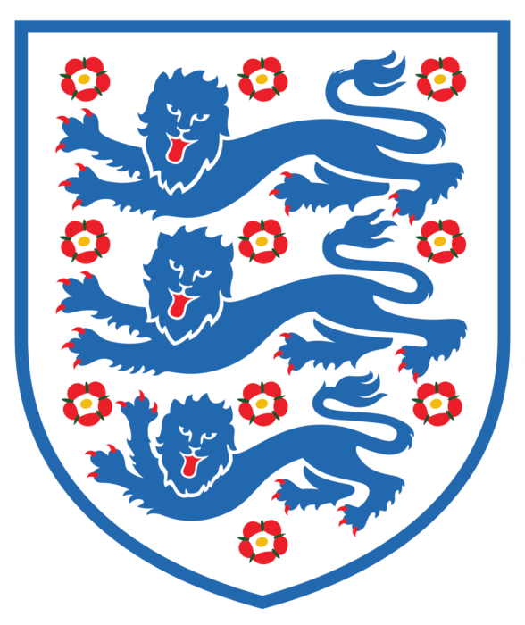 England national football team logo, crest