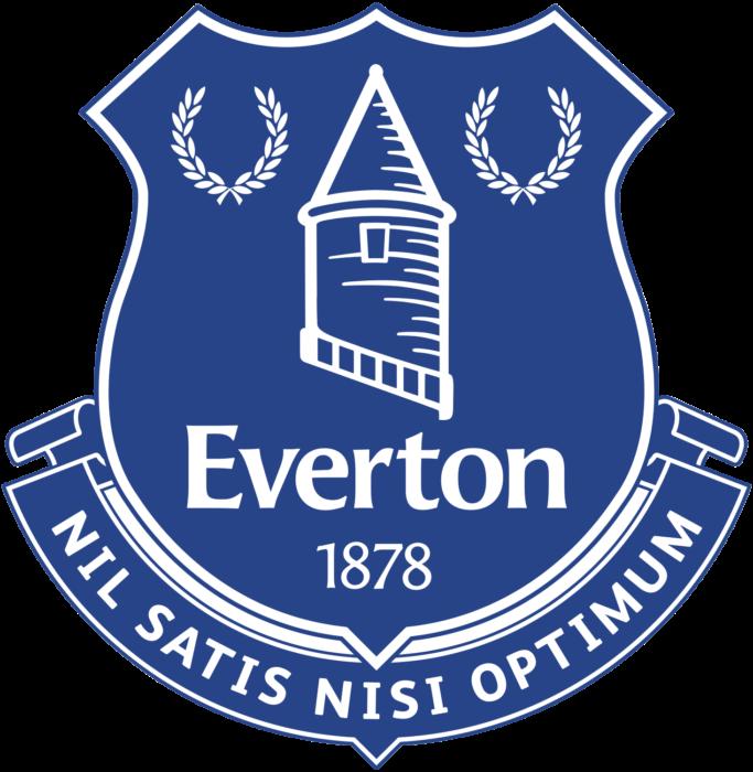 Everton logo, logotype, crest