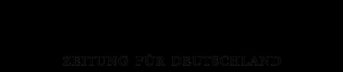 FAZ, Frankfurter Allgemeine Zeitung logo