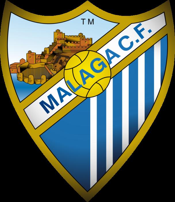 FC Málaga logo, logotipo, emblem