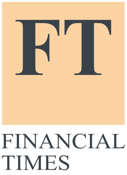 FT The Financial Times logo, logotype