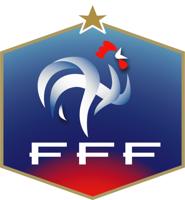 France national football team logo, crest