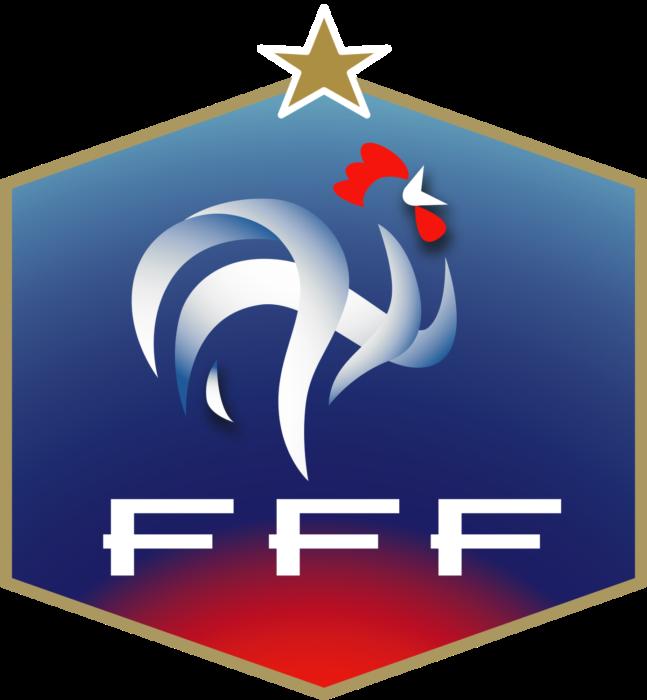 France national football team logo, crest