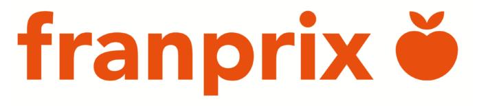 Franprix logo, logotype