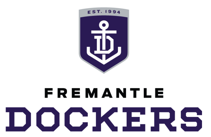 Fremantle Dockers logo, transparent bg