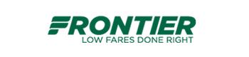 Frontier Airlines logo, slogan