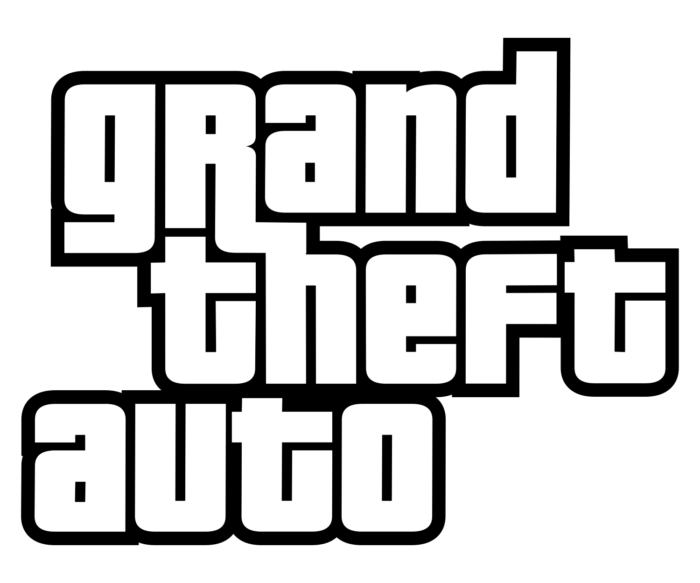 GTA logo (Grand Theft Auto)