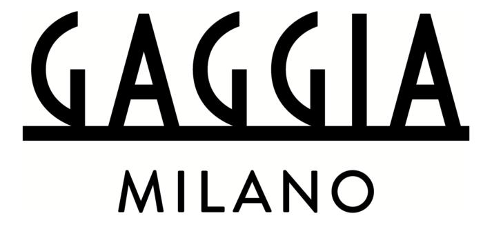 Gaggia logo, wordmark