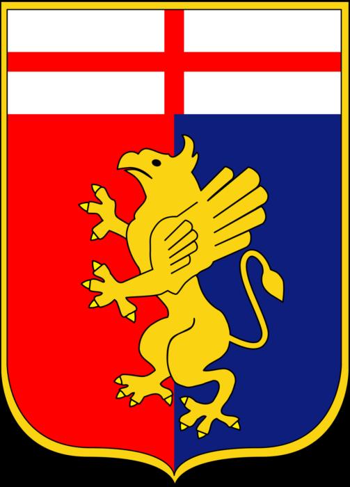 Genoa CFC logo, logotype