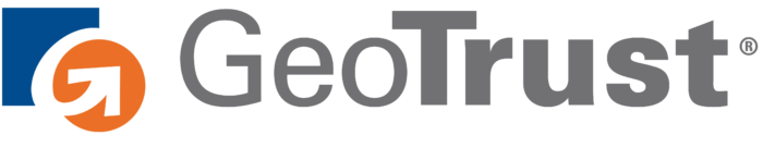 GeoTrust logo, logotype
