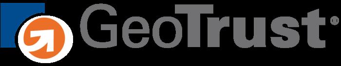 GeoTrust logo, logotype