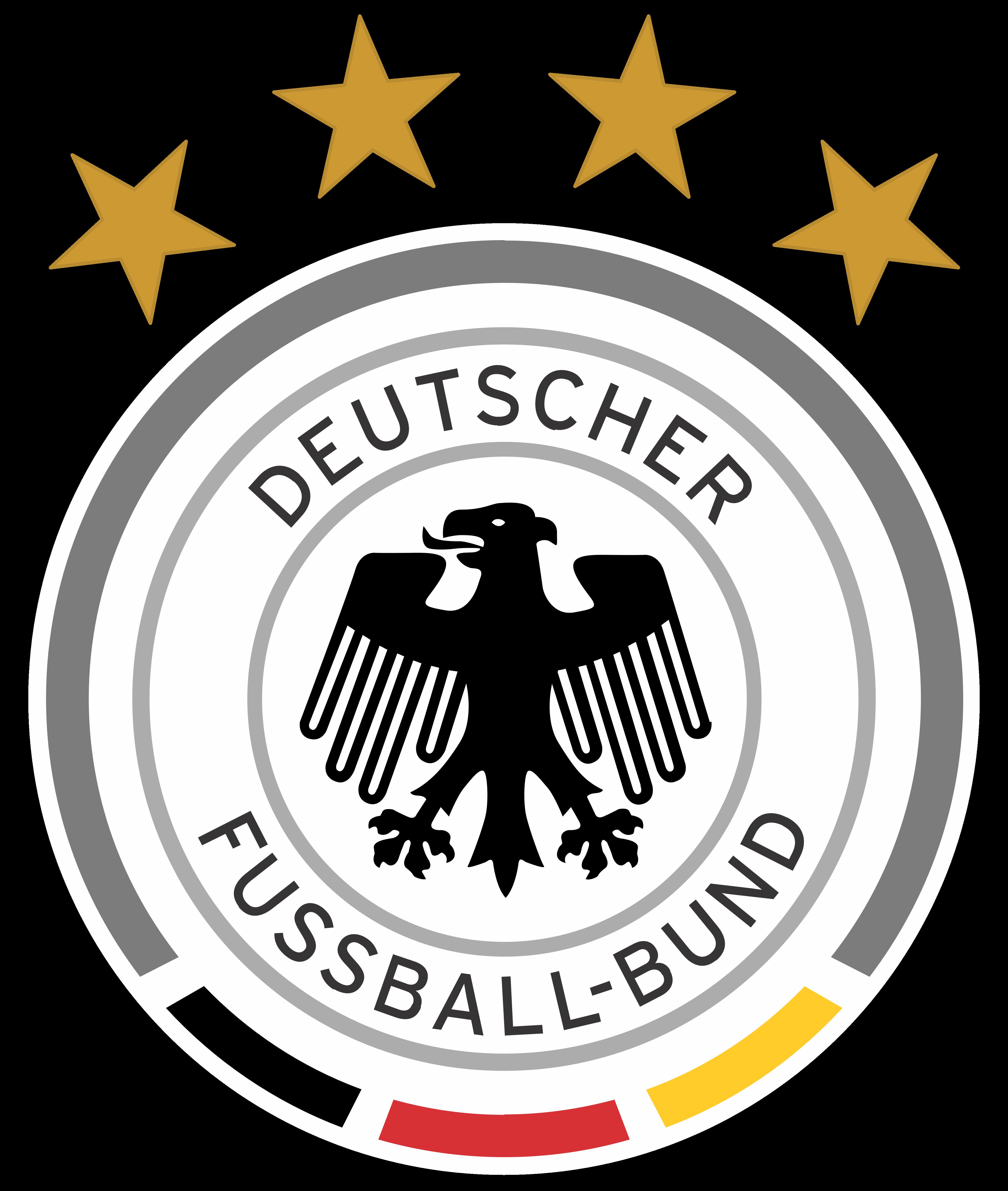 Germany National Football Team Logo Deutscher Fussball Bund Logos Download