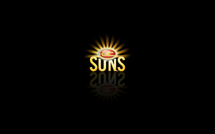 Gold Coast Suns wallpaper, background team logo 1920x1200