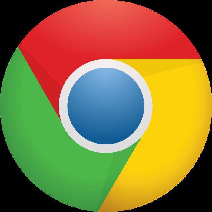 Google Chrome Logo 2011