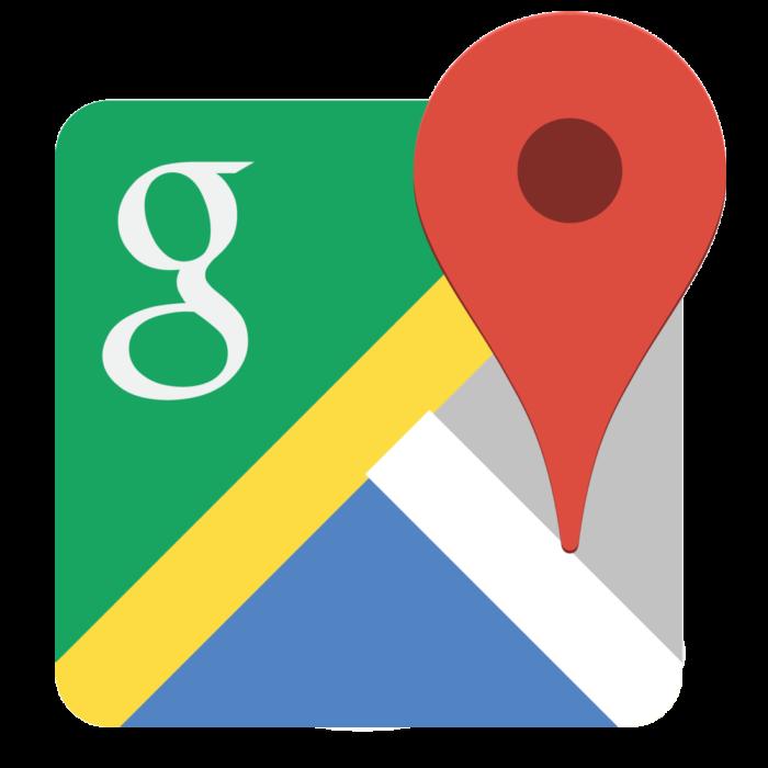 Google Maps logo, icon