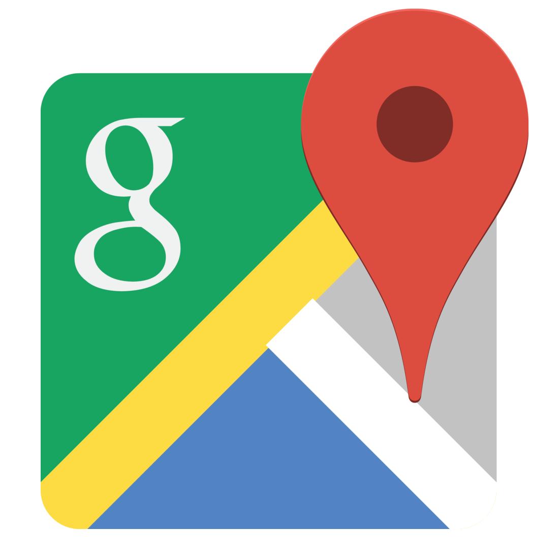 google maps � logos download