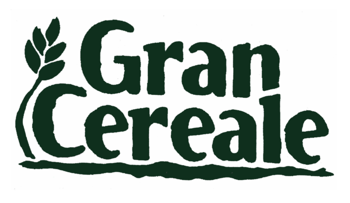 Gran Cereale logo, green