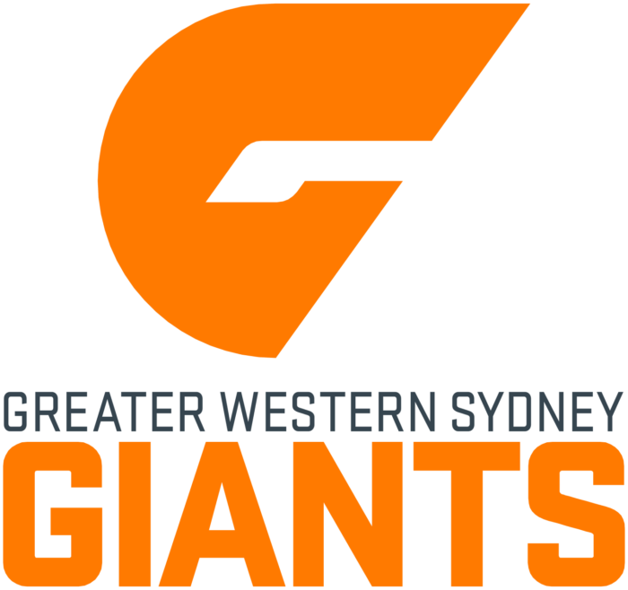 Greater Western-Sydney Giants, GWS logo, logotype 2