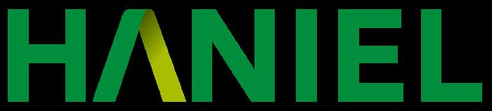 Haniel logo, logotype